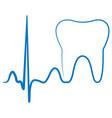 logo for dental clinic office impulse vector image
