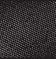 distress halftone texture vector image vector image