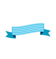 oktoberfest simple ribbon for banner and headline vector image vector image