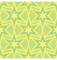Seamless stars background in vector image