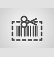 coupon icon sign symbol vector image vector image