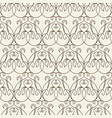 decorative refined lattice vector image vector image