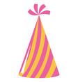 Happy birthday and celebration hat design