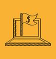 social media marketing icons vector image vector image