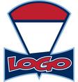 Team logo vector image vector image