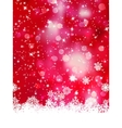Multicolor abstract christmas EPS 10 vector image