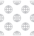 New World seamless pattern vector image vector image