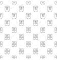 office closet pattern seamless vector image vector image