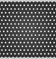 pattern with holes background vector image vector image