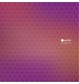Abstract background with triangles and pattern of vector image vector image