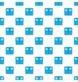 Double door for restaurant pattern cartoon style vector image vector image