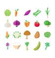 gastronomy food icon design set bundle template vector image