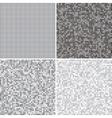 Multicoloured tiles Mosaic Eps 10 vector image