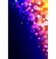 Abstract vertical shiny background