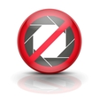 Anti spyware icon symbol vector image