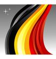 Belgium flag background vector image