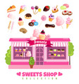 sweets shop collection