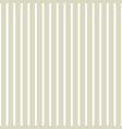 beige vertical stripes seamless pattern vector image vector image