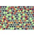 retro triangle pattern christina