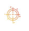 army icon design vector image vector image