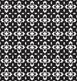 Seamless pattern art vector image