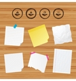 Helping hands icons Protection and insurance vector image