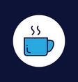 cup icon sign symbol vector image vector image