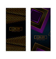 modern design roll up abstract background luxury vector image vector image