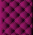 Purple Genuine Leather Upholstery vector image vector image
