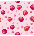 Sweet beautiful seamless background vector image vector image