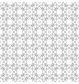 abstract seamless line pattern vector image vector image