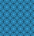 seamless background snowflakes 1 vector image vector image