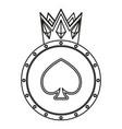spade symbol design