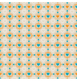 seamless background of hearts romantic pattern vector image