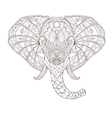 Elephant Ethnic patterned