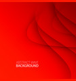 red template abstract background