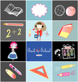set knowledge vector image