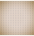 Vintage different pattern tiling Endless texture vector image vector image