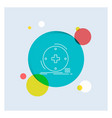 clinical digital health healthcare telemedicine vector image vector image