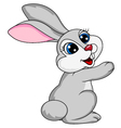 Cute rabbit cartoon vector | Price: 1 Credit (USD $1)