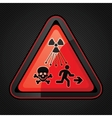 New Symbol Launched to Warn Public About Radiation vector image vector image