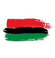 pan-african flag