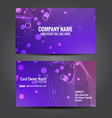 creative business template vector image vector image