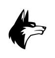 dog sign and symbol logo vector image vector image