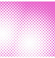 geometrical halftone dot pattern background from vector image vector image