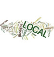 local seo tips don t ignore the gems in your own vector image vector image