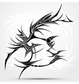 Tattoo tribal vector image