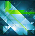 abstract technology vector image vector image