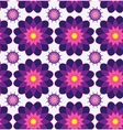 Beautiful seamless floral pattern flower Elegance vector image