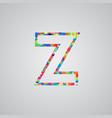 2548 vector image vector image